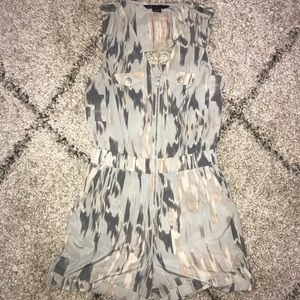 Armani Exchange Romper